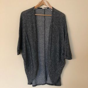 🔆2/$10 Long Marbled Cardigan